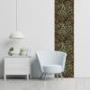 Kép 3/3 - Öntapadós tapéta - retró virágmintás -  60x300 cm