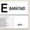 Kép 4/4 - Egyedi busz tábla nevekkel, címekkel - kétoldalas - részlet3