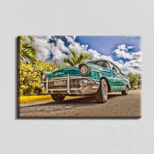 Vászonkép - Chevrolet - 40x60 cm