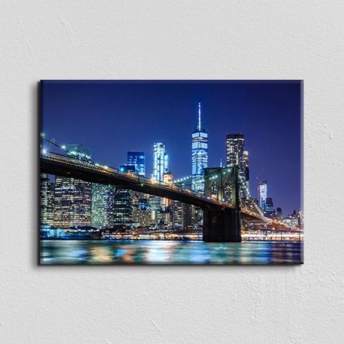 Vászonkép - Brooklyn híd - 40x60 cm